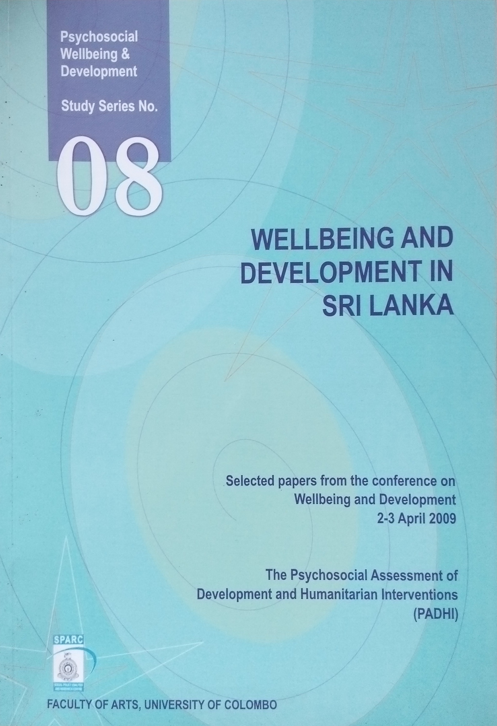 wellbeing and Dev in SL