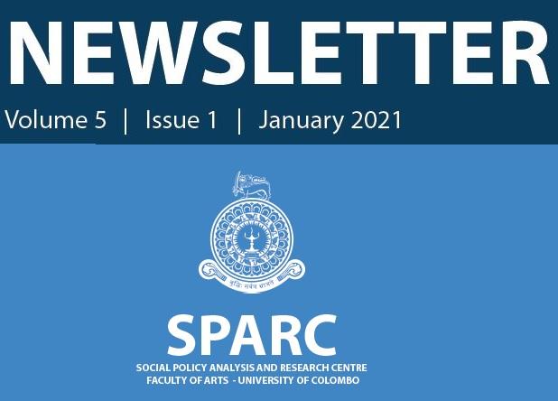News Letter Volume 5 – Issue 1 – January 2021